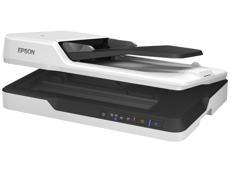 Сканер Epson WorkForce DS-1660W — WorkForce DS-1660W