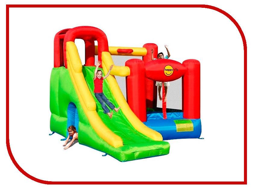 Батут Happy Hop Игровой центр 6 в 1 9060