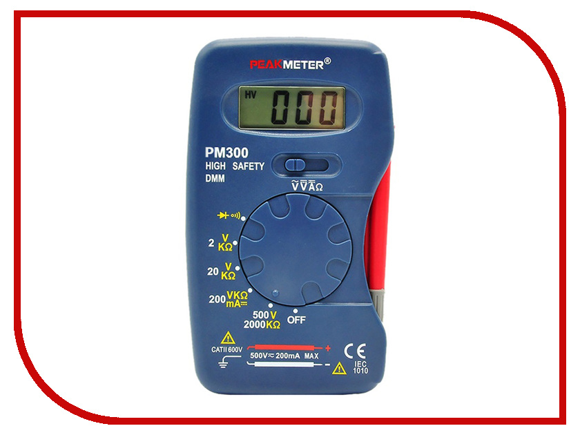 Мультиметр PeakMeter PM300 procolor newest t5846 ciss with arc chips for epson pm pm200 pm 200 pm 240 pm260 pm 260 pm280 pm 280 pm290 pm 290 pm225 pm300