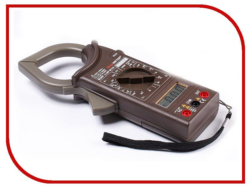Токовые клещи PeakMeter M266 токовые клещи victor dm3202 400a