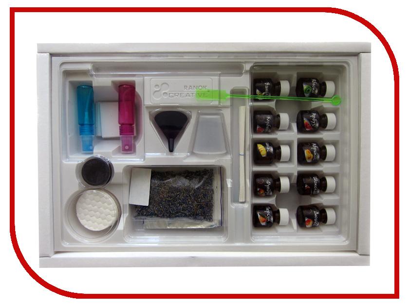 Набор для творчества Ranok Creative Парфюмерная лаборатория 12100020Р набор для творчества creative creative набор для творчества дизайнерские свечи стаканчики