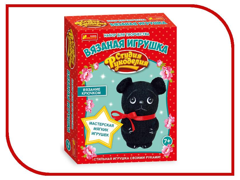 Набор для творчества Ranok Creative Вязаная игрушка Песик 13185014Р набор для творчества creative creative набор для творчества дизайнерские свечи стаканчики
