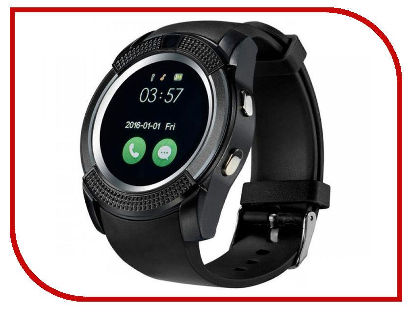 Умные часы ZDK V8 Black умные часы zdk v8 silver pink