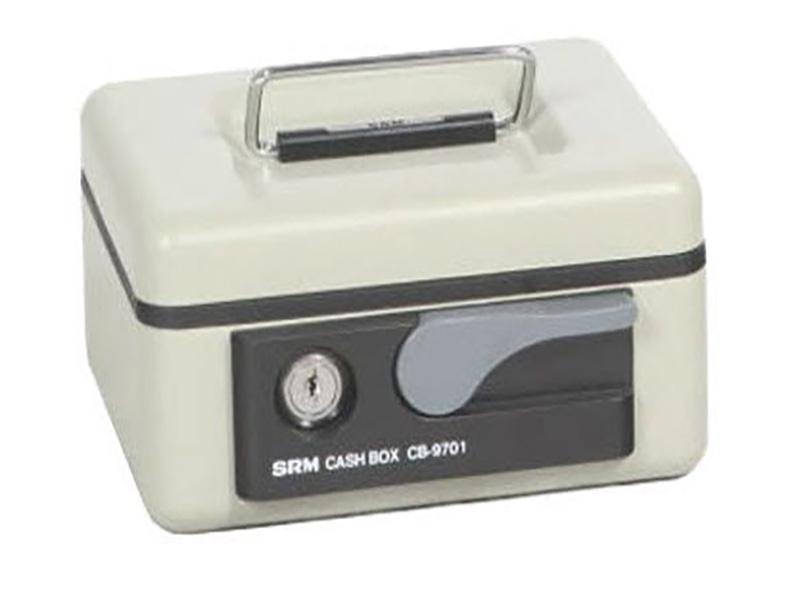 Кэшбокс CB-9701N Light Grey