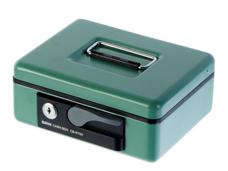 Кэшбокс CB-9703N Green