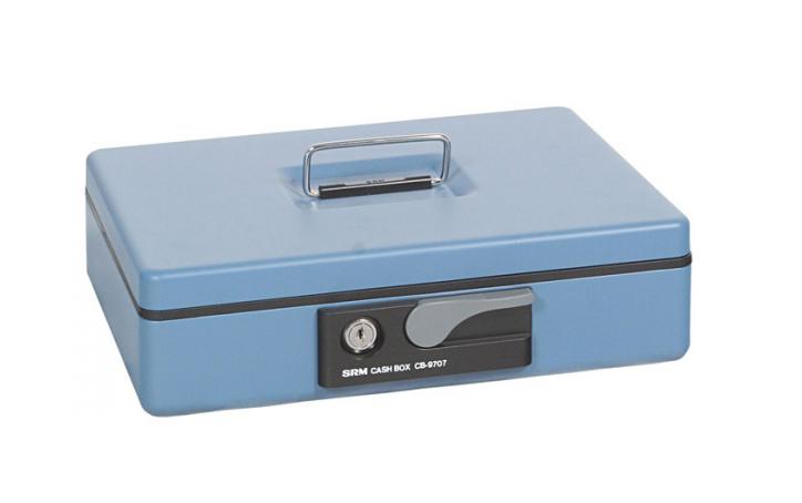 Кэшбокс CB-9707N Blue