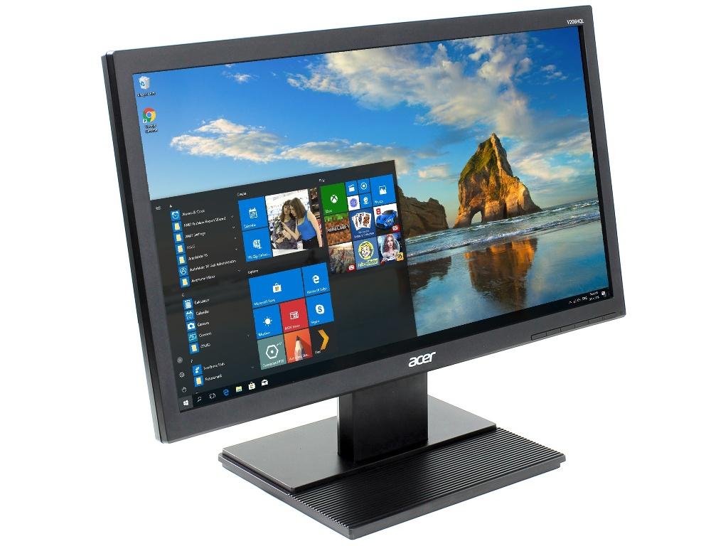Монитор Acer V206HQLBb Black
