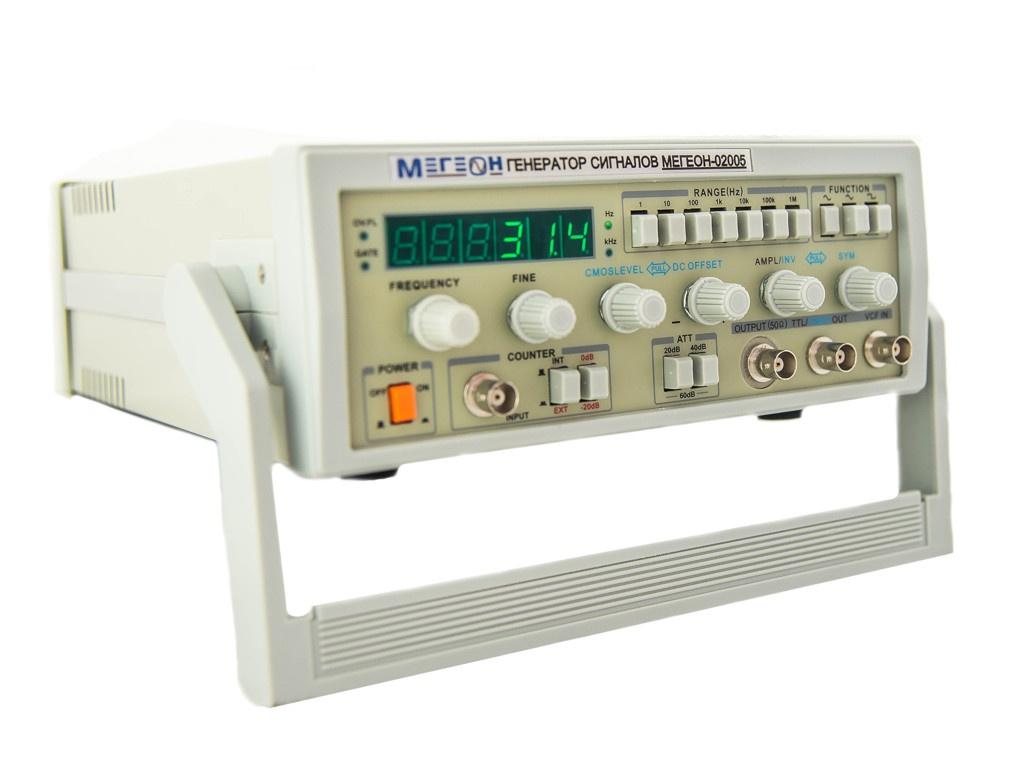 Электрогенератор Мегеон 02005 - сигналов специальной формы комплект мегеон 3545