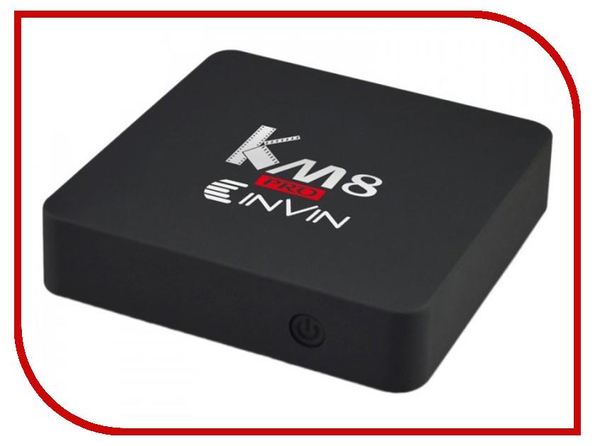 Медиаплеер Invin KM8 Pro медиаплеер