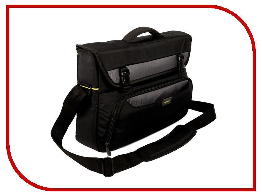 Аксессуар Сумка 14 Targus CityGear TCG265EU Black 330375 сумка для ноутбука 17 3 targus citygear tcg270eu
