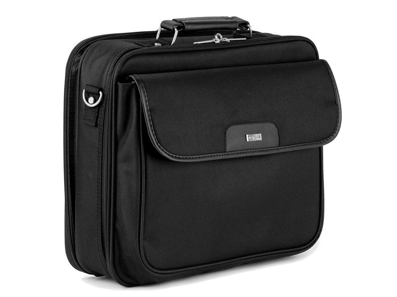 Аксессуар Сумка 15.4 Targus Notepac Plus Black CNP1 26841