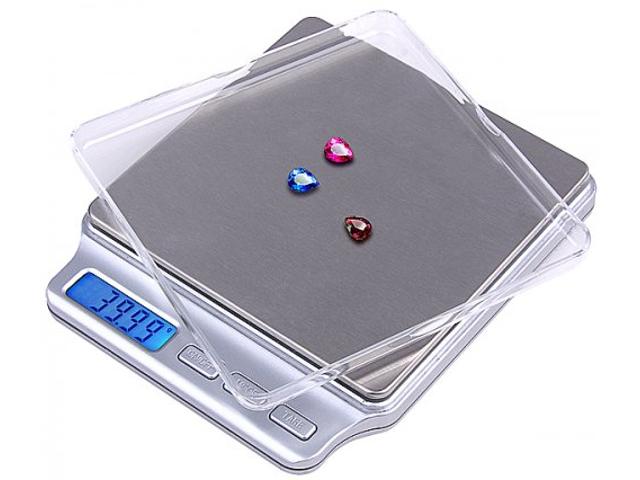 Весы Mertech M-ETP FLAT 2kg