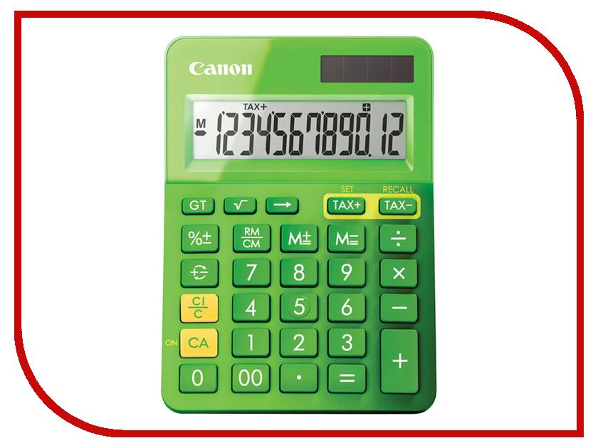 Калькулятор Canon LS-123K-MGR Green