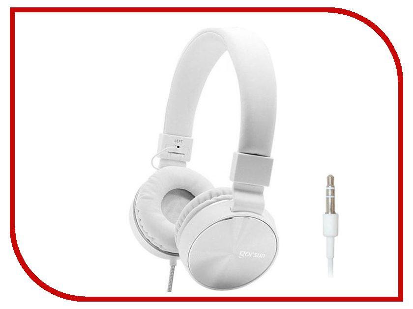 Gorsun GS-776 White цена