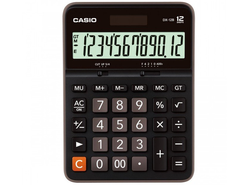 Калькулятор Casio DX-12B калькулятор casio fx 82sx plus