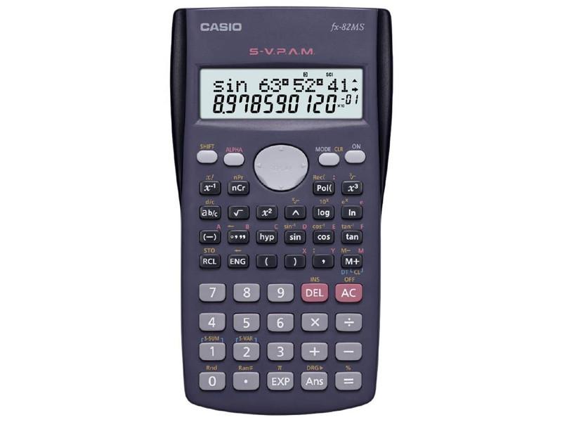 Калькулятор Casio FX-82MS casio fx 85es plus