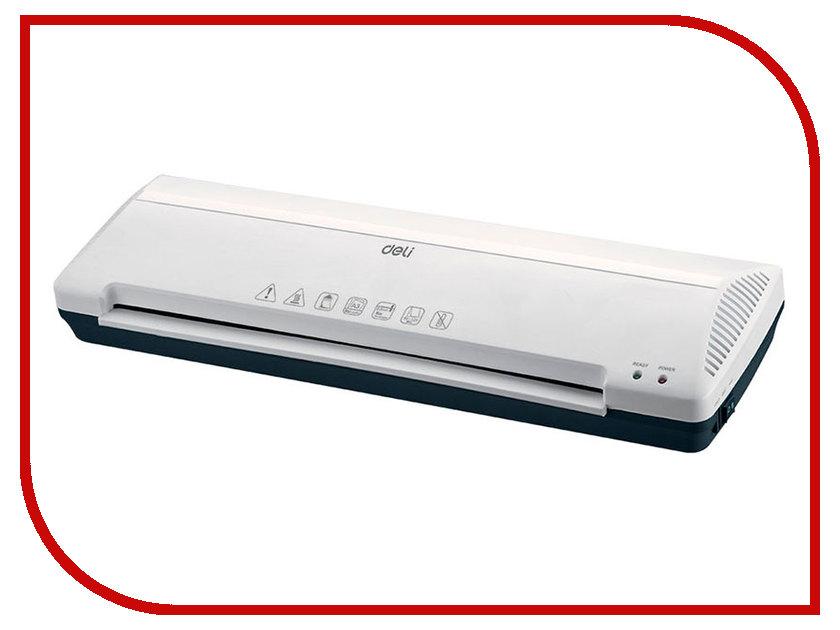 Ламинатор Deli E3899-EU White