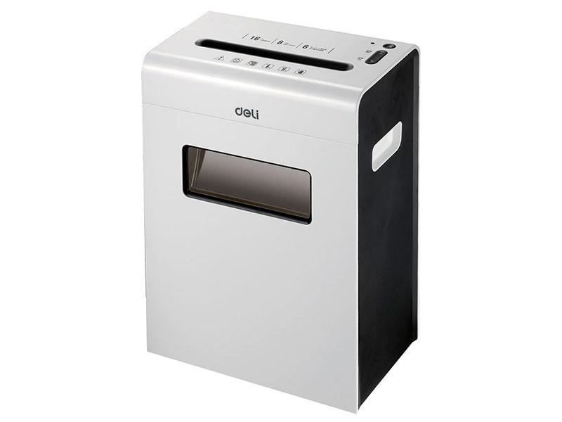 Шредер Deli E9921-EU