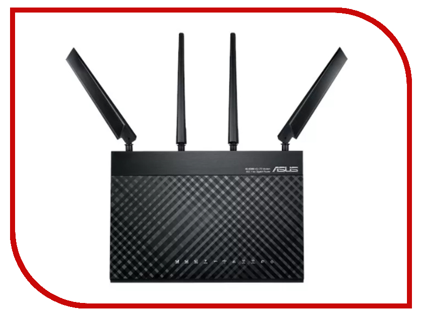 Wi-Fi роутер ASUS 4G-AC68U asus rt ac68u wireless router