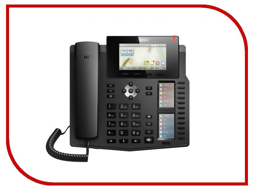 VoIP оборудование Fanvil X6 voip телефон grandstream networks gxp2160