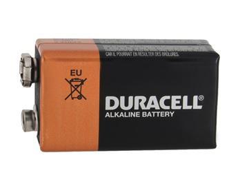 Батарейка КРОНА Duracell 6LF22 / 6LR61-MN1604 (1 штука)