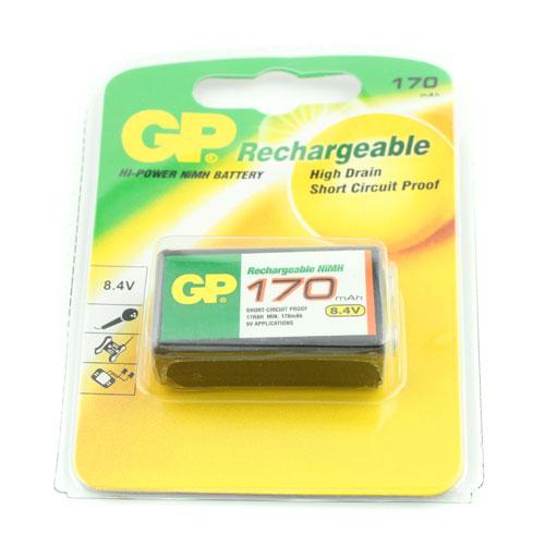 Аккумулятор КРОНА GP 17R8H-BC1 170 mAh Ni-MH