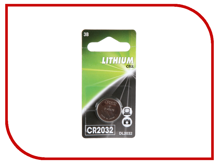 Батарейка CR2032 GP C1 / 7C1 gp cr2032 3v lithium cell button battery 5 piece pack