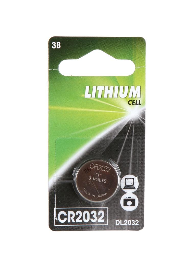 Батарейка CR2032 GP C1 / 7C1 CR2032-7CR1