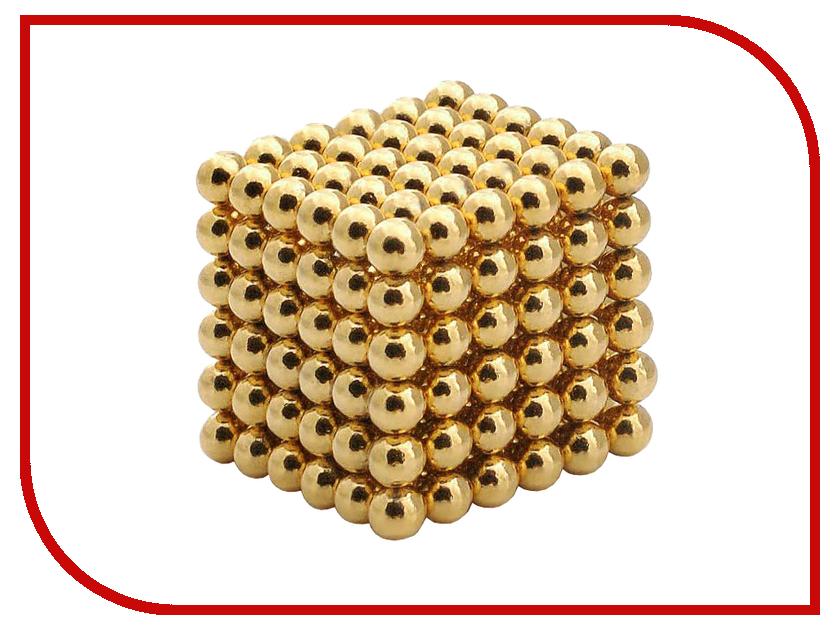 Магниты NeoCube Альфа 216 5mm Gold магниты tetracube 125 gold