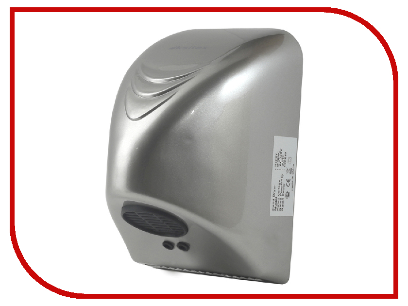 Электросушилка для рук Ksitex M-1000 C термопот ksitex ml 15 е 1500w 12l