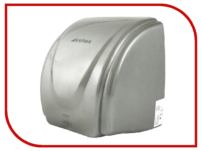 Электросушилка для рук Ksitex M-2300 C термопот ksitex ml 15 е 1500w 12l