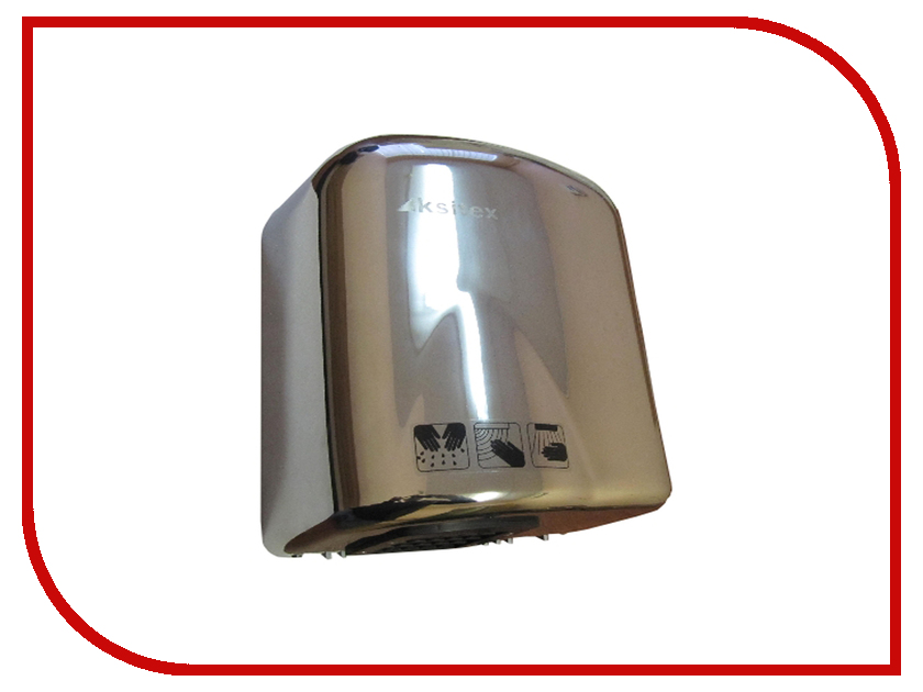 Электросушилка для рук Ksitex M-1650 ACN термопот ksitex ml 15 е 1500w 12l