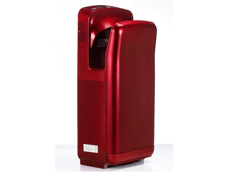 Электросушилка для рук Ksitex M-6666R JET Red ksitex f 1400 ion