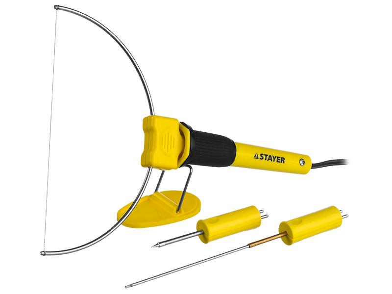 Прибор для художественной резки пенопласта Stayer Master Maxtermo 45257-H3