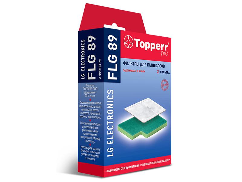 Набор фильтров Topperr FLG 89 для LG / Electronics все цены