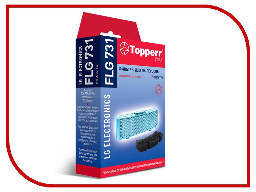 Набор фильтров Topperr FLG 731 для LG / Electronics комплектующие и запчасти для ноутбуков sony tablet z2 sgp511 512 541 z1