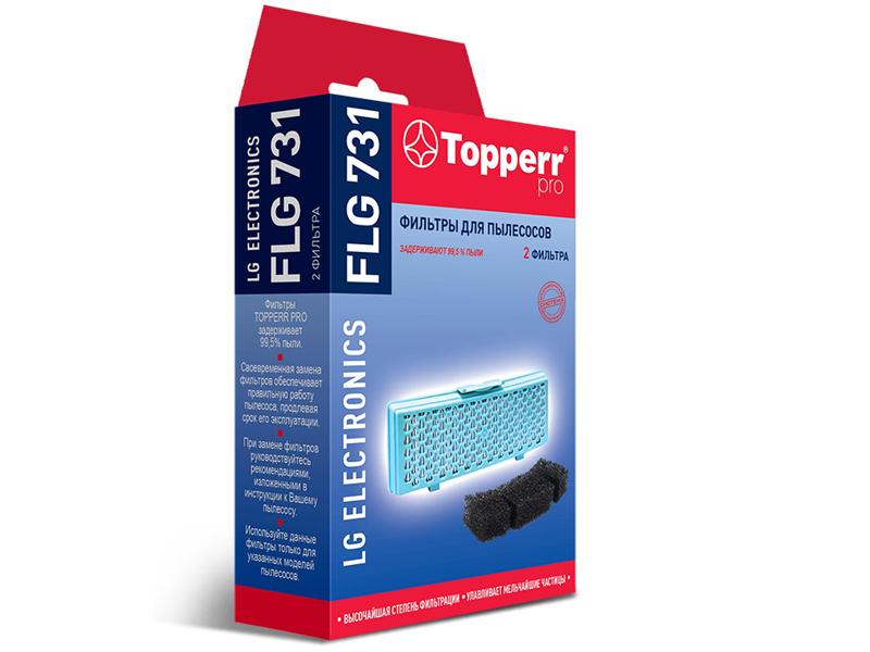 Набор фильтров Topperr FLG 731 для LG / Electronics все цены