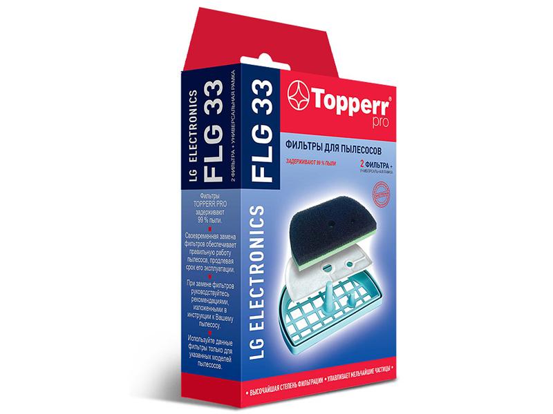 Набор фильтров Topperr FLG 33 для LG / Electronics