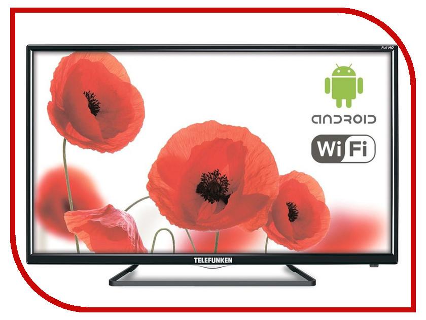 Телевизор Telefunken TF-LED48S39T2S Black led телевизор samsung ua48ju6800jxxz 48 4k wifi led