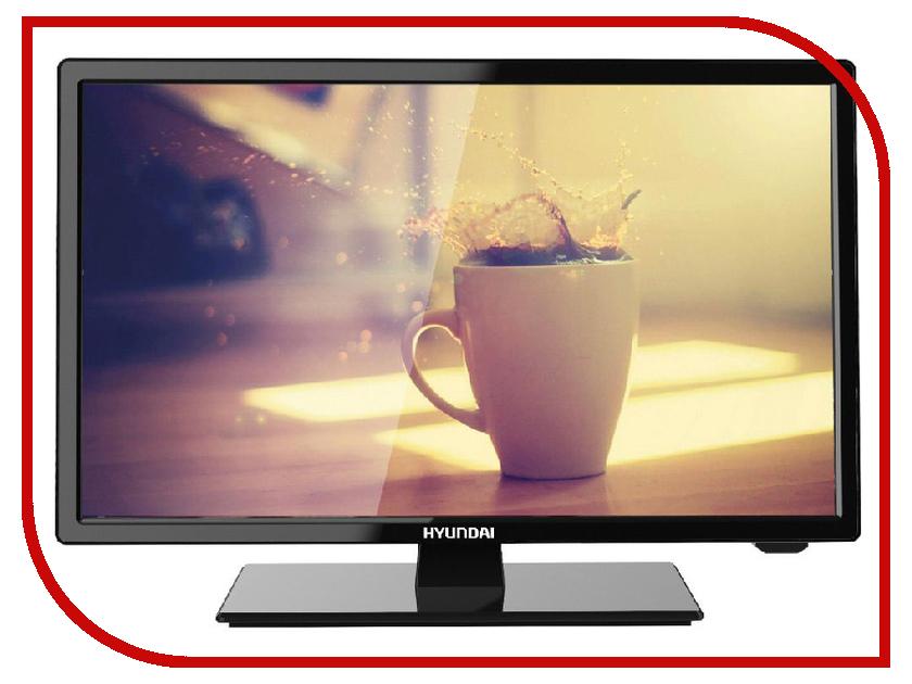 Телевизор Hyundai H-LED19R401BS2 пылесос hyundai h vcb01