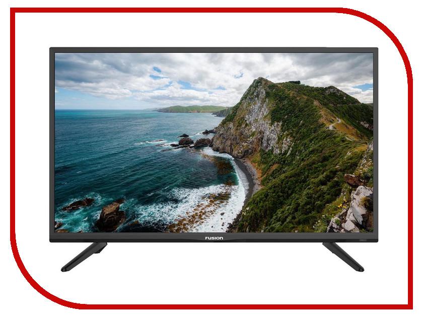 Телевизор Fusion FLTV-32C100 Black fusion fltv 32h100 black телевизор