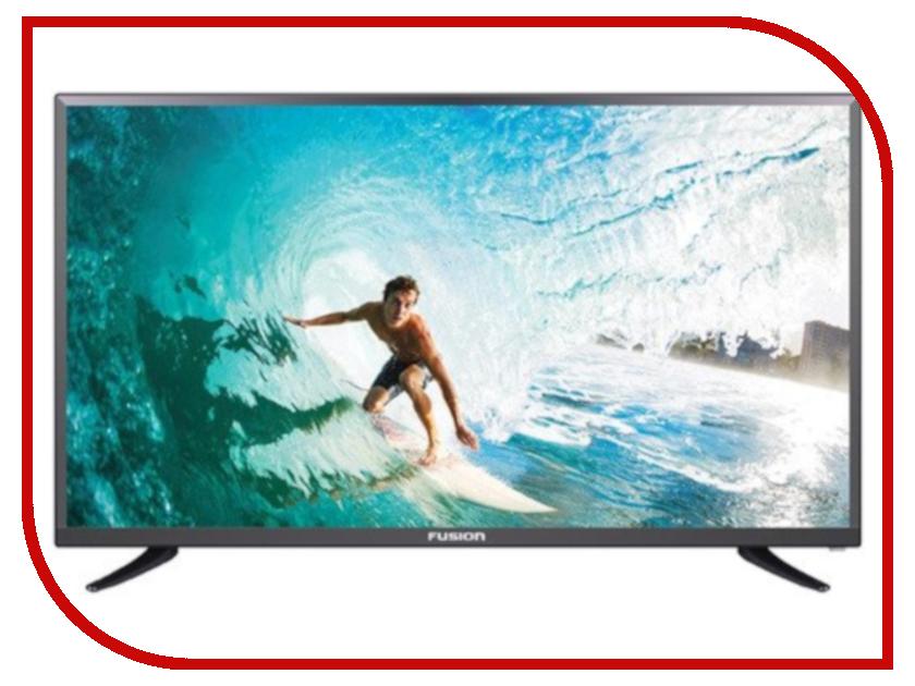 Телевизор Fusion FLTV-32B100T Black fusion fltv 32h100 black телевизор