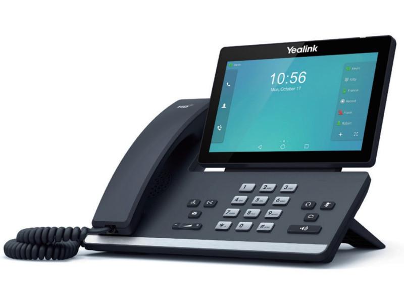 VoIP оборудование Yealink SIP-T56A цены