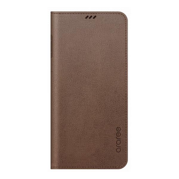 Аксессуар Чехол Araree для Samsung Galaxy S9 Plus Mustang Diary Brown GP-G965KDCFAID