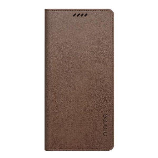 Аксессуар Чехол для Samsung Galaxy Note 8 Araree Mustang Diary Brown GP-N950KDCFAAD