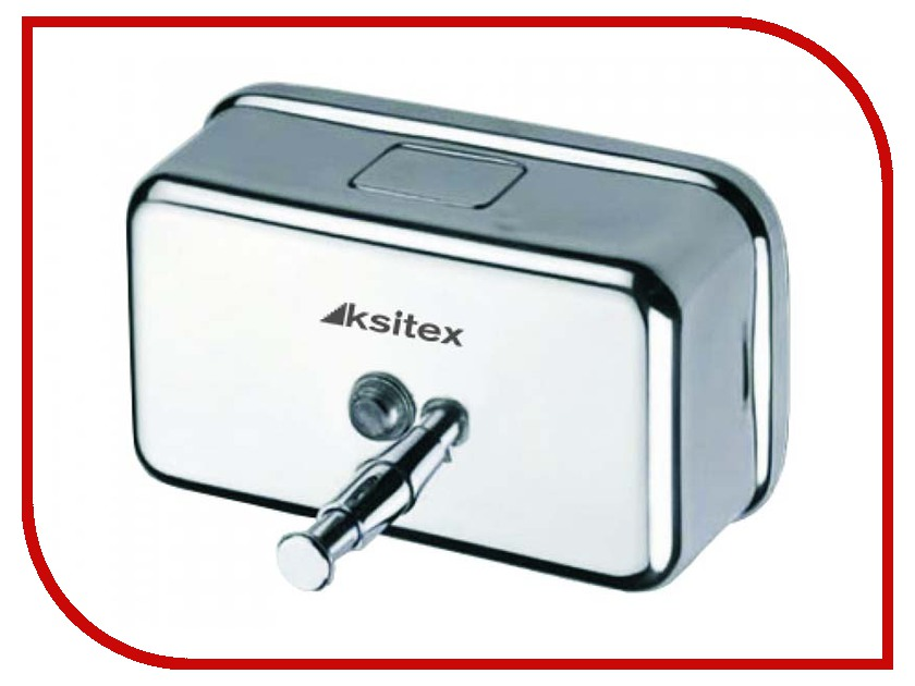 Дозатор Ksitex SD-1200 1.2L для жидкого мыла цена 2017