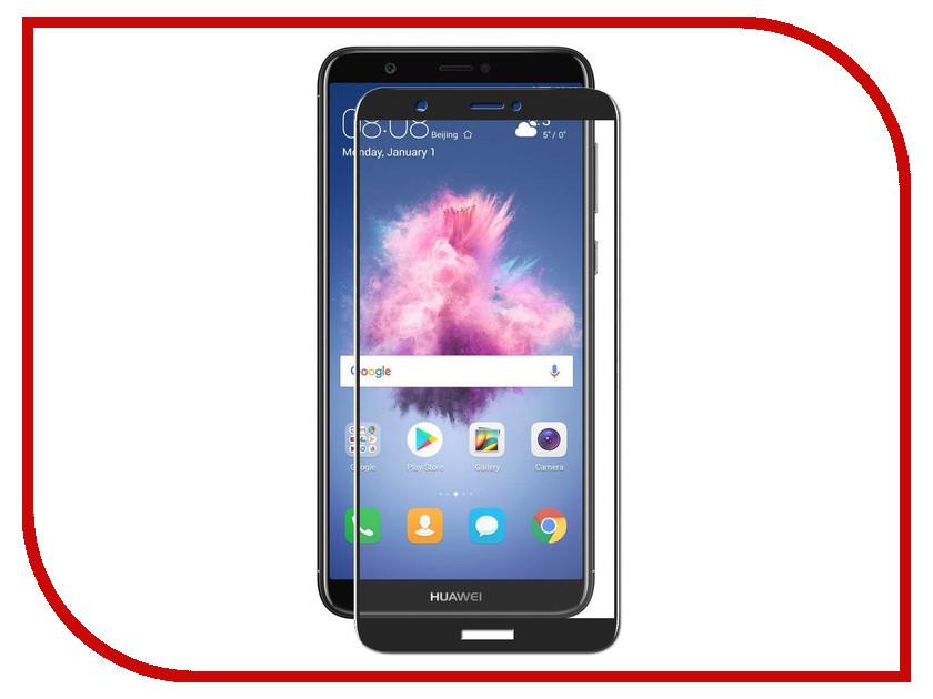 Аксессуар Защитное стекло для Huawei Honor P Smart Mobius 3D Full Cover Black 4232-157 аксессуар защитное стекло для huawei honor nova 2i mobius 3d full cover black