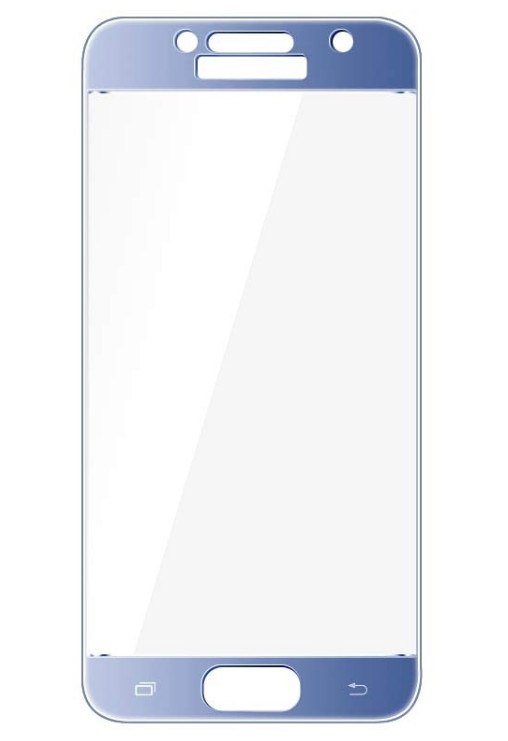 цены Аксессуар Защитное стекло Mobius 3D Full Cover для Samsung Galaxy A7 2017 Blue 4232-151