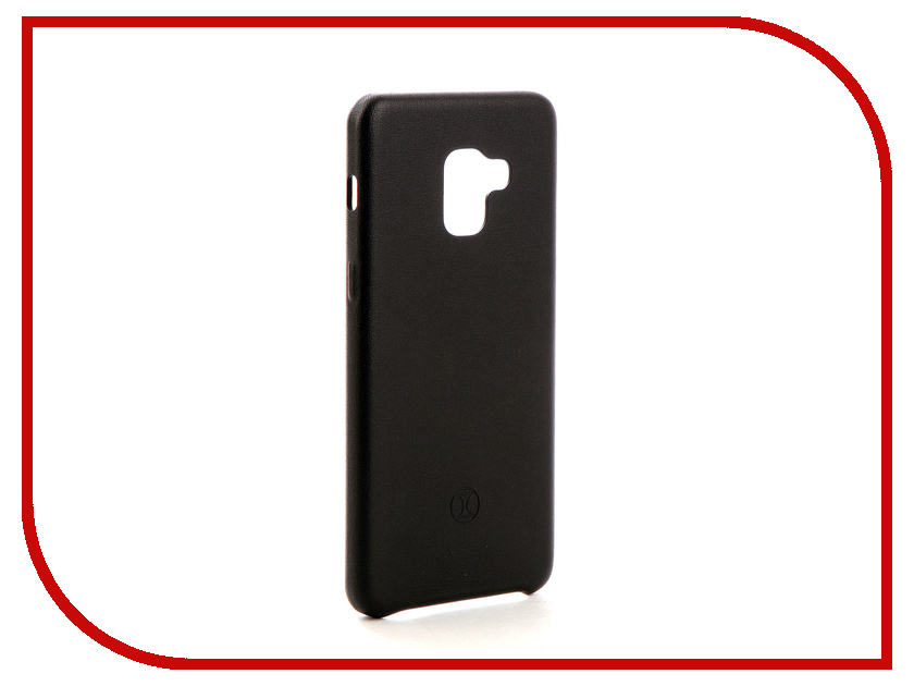Аксессуар Чехол для Samsung Galaxy A8 Plus Araree Itfit Black GP-A730SACPAAA
