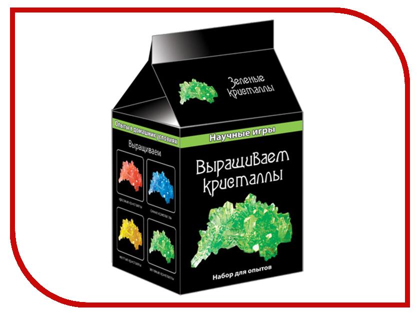 Игра Ranok Creative Выращиваем кристаллы Green 12116006Р издательство аст библия урожая выращиваем сохраняем готовим